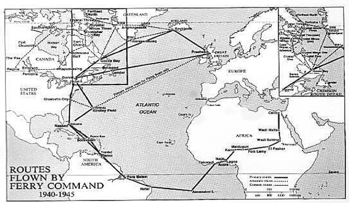 North Atlantic Aviation Museumatlantic Ferry Command